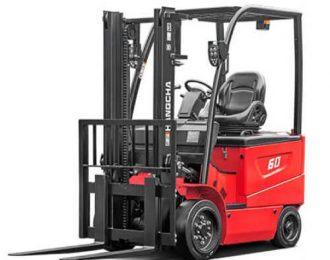X series 4-W Cushion Tire Truck  4,000-6,500lbs